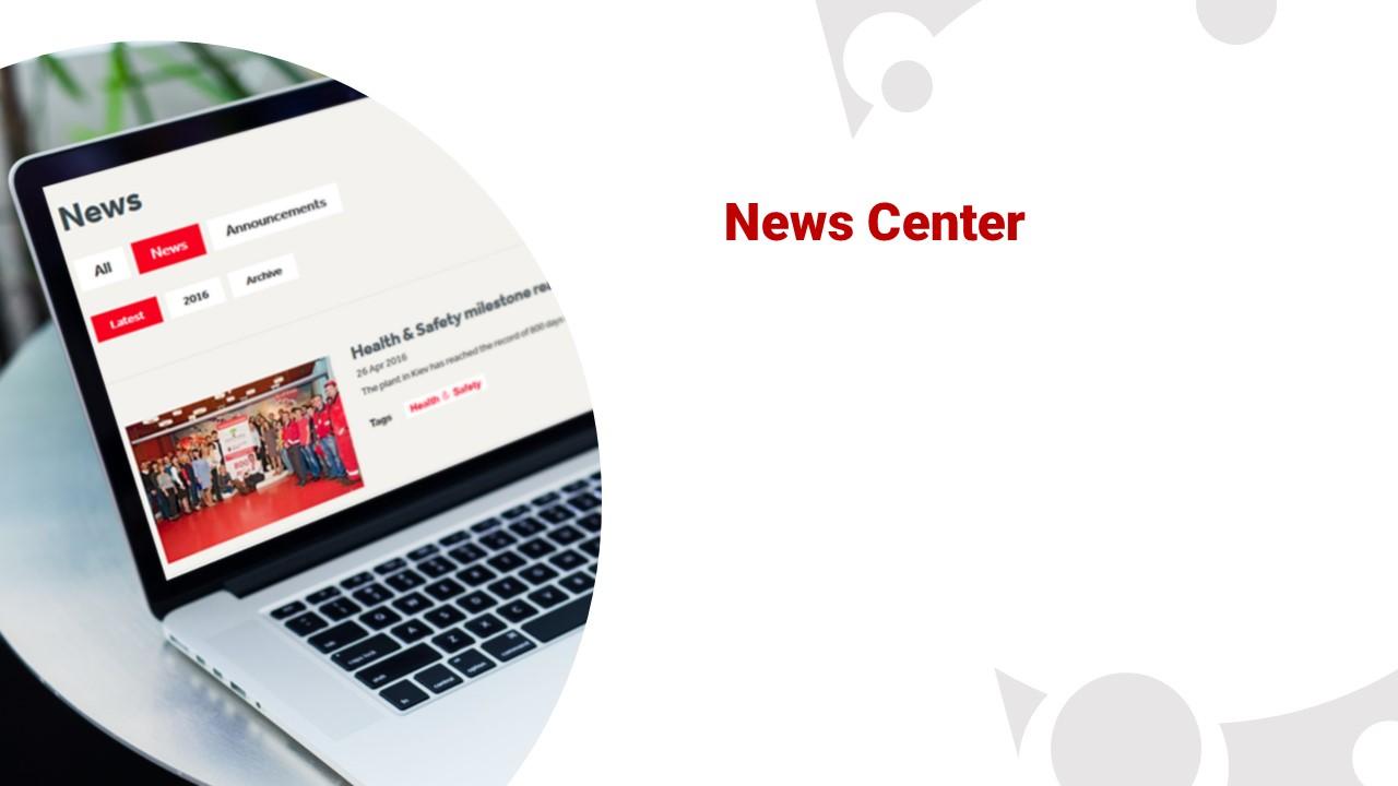 Coca Cola HBC Intranet | Abilitics